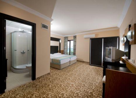 Hotelzimmer mit Volleyball im MC Mahberi Beach