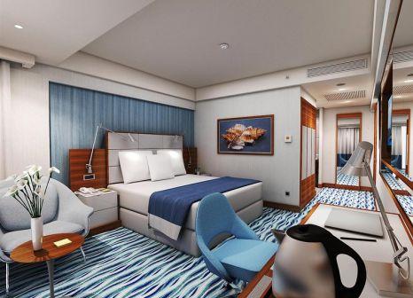 Hotelzimmer mit Tennis im DoubleTree by Hilton Hotel Kusadasi