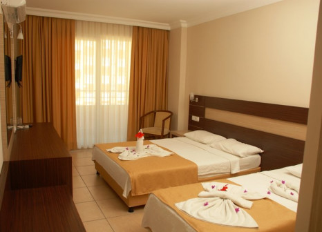 Hotelzimmer mit Fitness im Sun Star Beach Hotel