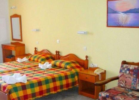 Hotelzimmer mit Klimaanlage im Krinos