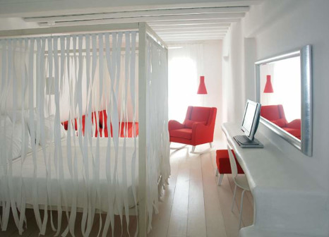Hotelzimmer mit Animationsprogramm im Cavo Tagoo