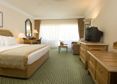 Hotelzimmer mit Minigolf im Simena Hotel