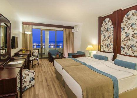 Hotelzimmer mit Tischtennis im Infinity by Yelken Kusadasi