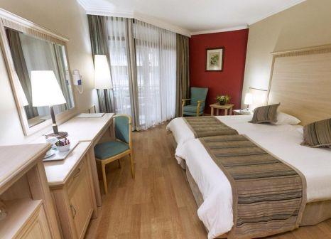 Hotelzimmer mit Volleyball im Hotel Aqua