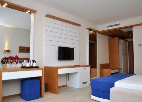 Hotelzimmer mit Volleyball im Jasmin Beach Hotel