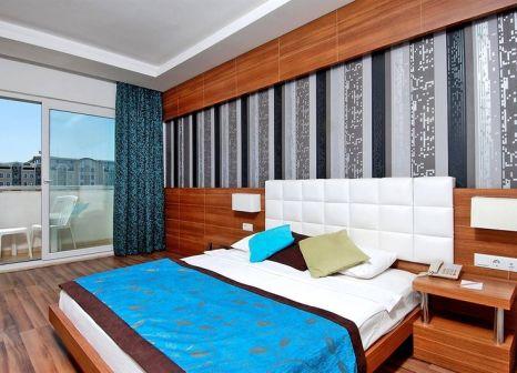 Hotelzimmer mit Volleyball im Maya World Belek