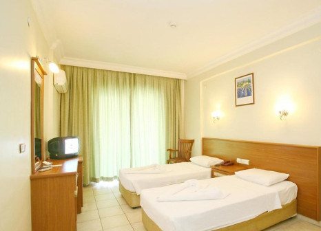 Hotelzimmer mit Tennis im Alanya Beach Hotel