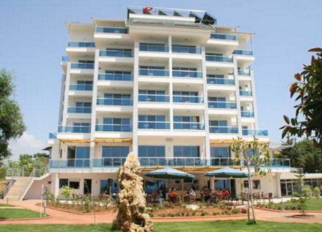 Hotel Venessa Beach in Türkische Riviera - Bild von TROPO