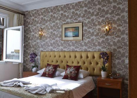Hotelzimmer mit Massage im Stone Hotel Istanbul