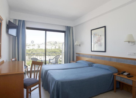 Hotelzimmer mit Mountainbike im Hotel y Apartamentos Casablanca