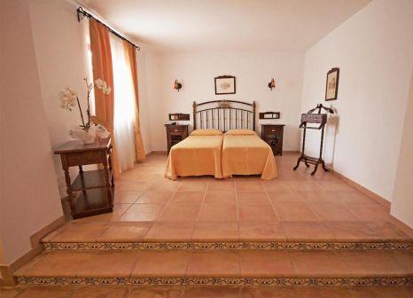 Hotelzimmer mit Tennis im Son Manera Retreat Finca