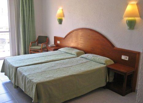 Hotelzimmer mit Minigolf im Riutort