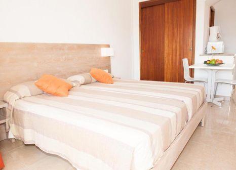 Hotelzimmer mit Golf im Sol Romantica