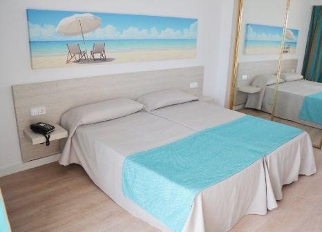 Hotelzimmer mit Minigolf im Playa Moreya