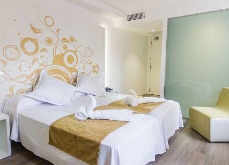Hotelzimmer mit Golf im Hotel Triton Beach
