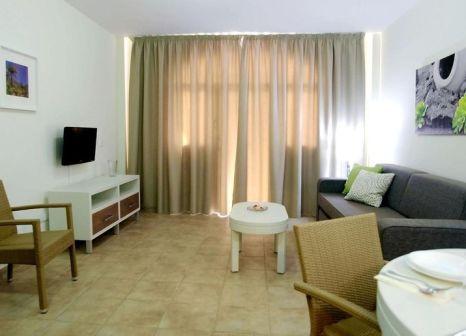 Hotelzimmer mit Mountainbike im Apartamentos Monte Feliz