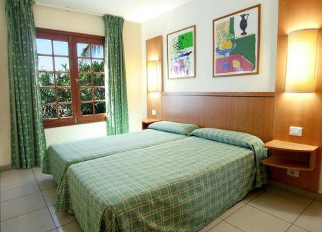 Hotelzimmer mit Mountainbike im Caybeach Princess