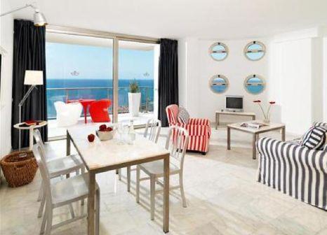 Hotelzimmer mit Golf im Marina Suites