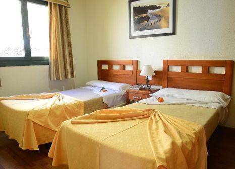 Hotelzimmer mit Tennis im Apartamentos OHASIS