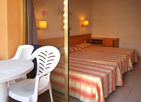 Hotelzimmer mit Golf im Hotel Bon Repos