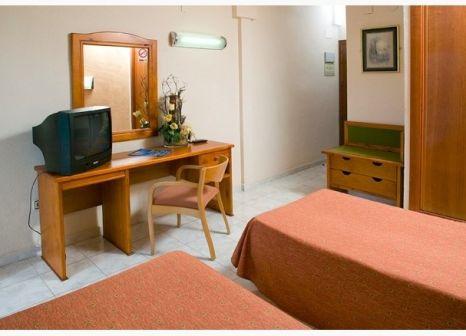 Hotelzimmer mit Tischtennis im Cabana