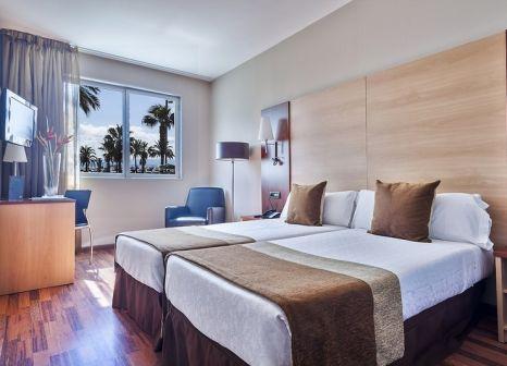 Hotelzimmer mit Clubs im Hotel Front Marítim