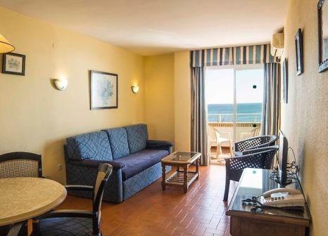 Hotelzimmer mit Pool im Apartamentos Buensol