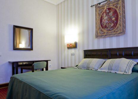 Hotelzimmer mit Restaurant im Puerta de Toledo