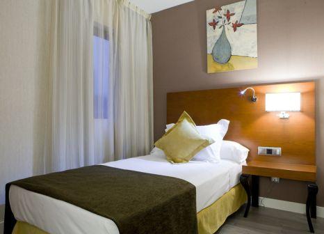 Hotelzimmer mit WLAN im Puerta de Toledo