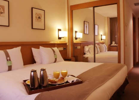 Hotelzimmer mit Ruhige Lage im Holiday Inn Madrid Piramides