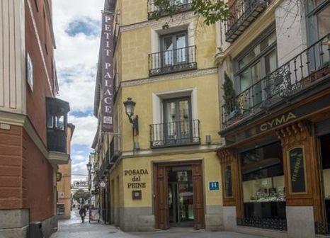 Hotel Petit Palace Posada del Peine günstig bei weg.de buchen - Bild von TROPO