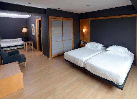 Hotelzimmer mit Aerobic im Barcelona Universal