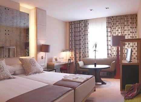 Hotelzimmer mit Clubs im Hesperia Barcelona Presidente