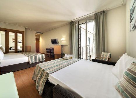 Hotelzimmer mit Sauna im Hotel Eurostars Mediterranea Plaza