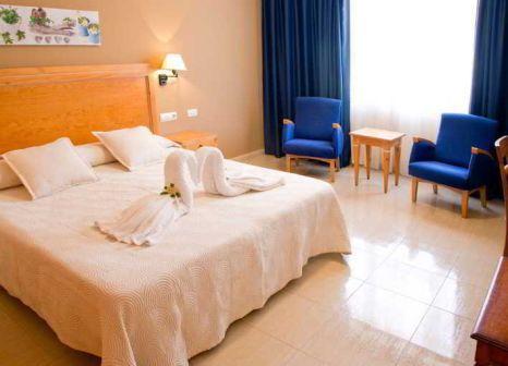 Hotelzimmer mit Tennis im Aparthotel Pinosol