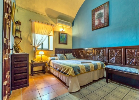 Hotelzimmer mit Golf im Domus Selecta Hacienda El Santiscal
