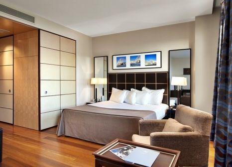 Hotelzimmer mit Familienfreundlich im Hotel Eurostars Gran Valencia