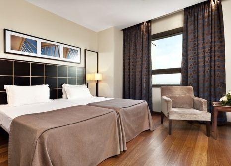 Hotelzimmer im Hotel Eurostars Gran Valencia günstig bei weg.de