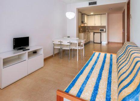 Hotelzimmer mit Tischtennis im Sorrabona Hotel & Apartamentos