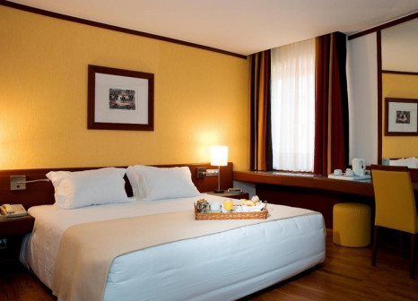Hotelzimmer mit Clubs im Avenida Parque