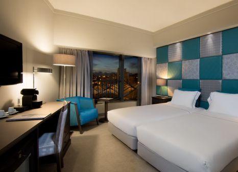 Hotelzimmer mit Fitness im Tivoli Oriente Lisboa Hotel