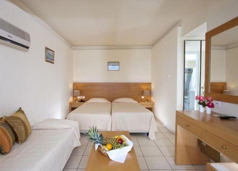 Hotelzimmer mit Tischtennis im Ariadne Beach