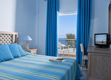 Hotelzimmer mit Mountainbike im Alesahne Beach Hotel