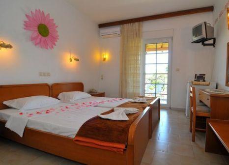 Hotelzimmer mit Volleyball im Hotel Artemis