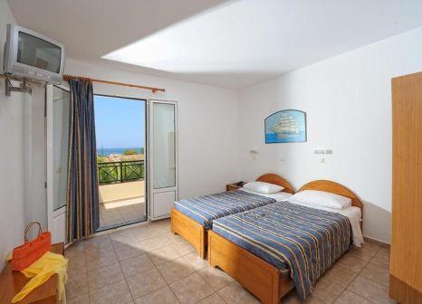 Hotelzimmer mit Tennis im Aeolos Beach