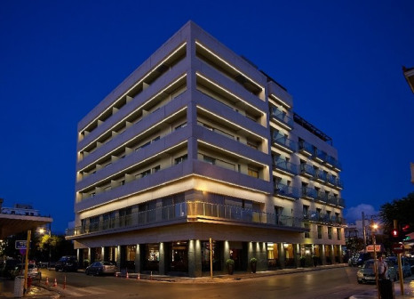 Samaria Hotel günstig bei weg.de buchen - Bild von TROPO