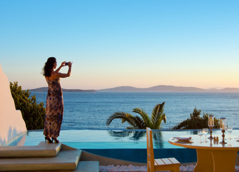 Saint John Hotel Villas & Spa in Mykonos - Bild von TROPO