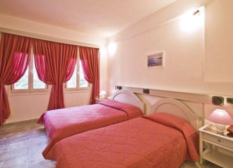 Hotelzimmer mit Tennis im Strogili Hotel