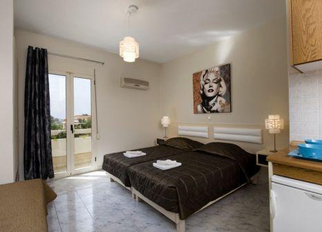 Hotelzimmer mit Minigolf im Axos Hotel