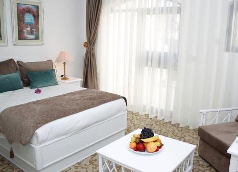 Hotelzimmer mit Tennis im The Olive Tree